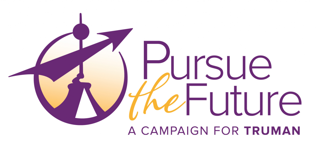 Pursue the Future Campaign logo